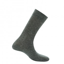 Chaussettes unies anti-odeur