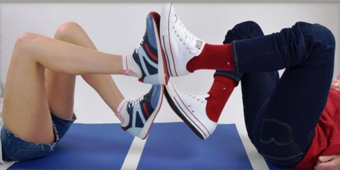 top design gamme exceptionnelle de styles usa pas cher vente Les chaussettes françaises, qualité et excellence pour votre ...